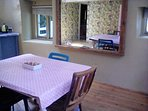 Plan days adventure over breakfast ideal location to access many parts of cornwall