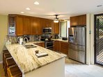 Country Club Villas #208 - Kitchen