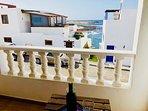 Apartamento Sentido con fantásticas vistas al mar & Wifi, solo 50m de la Playa