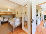 Triple room ideal for families