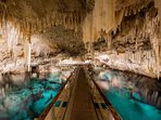 Activities not far away: Stunning Crystal Caves