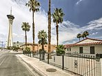 The location of this home couldn't be better a short walk from Las Vegas Blvd.