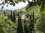 Nestled into the hillside for privacy and tranquility. Perfect holiday location in Cortona