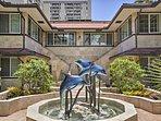 Your Hawaiian holiday awaits at this charming Waikiki abode.