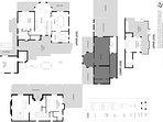 Hunter Valley Accommodation - i villini Estate - Lovedale - Floor Plan