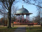 Lovely Clapham Common.