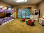 Kids' quarters perfect for large families