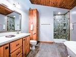 Ensuite bathroom for bedroom #2