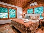Bedroom 2 - King Bed, upper level