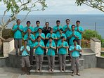 Pandawa Cliff Estate - The Pala - The staff