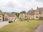 Guiting Power is a beautiful, peaceful village