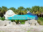 St Augustine Beach is waiting for you
