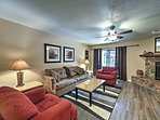 Let this stunning condo serve as the foundation for your next Sedona holiday.
