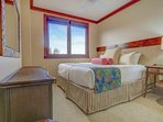 Guest Room with King bed configuration (guests choose bed type: King or two Twins)