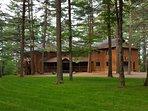 12 BR 12 Bath Large Adirondack Family Rental
