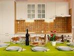 Kitchen 2, Surface: 4 m²