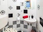 Toilet 3, Surface: 3 m²