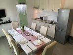 Kitchen 1, Surface: 4 m²