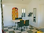 Dining room 1, Surface: 6 m²