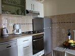 Kitchen, Surface: 4 m²