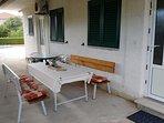 Terrace, Surface: 36 m²