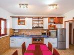 Kitchen 1, Surface: 8 m²