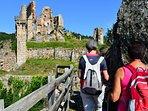Partez à la découverte du château de Rochebaron à moins de 20 km !