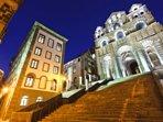 La cathédrale du Puy-en-Velay classée au patrimoine mondiale de l'humanité par l'UNESCO