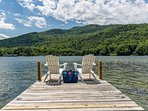 Lake Sunapee Waterfront w/private dock - 4 mins to Mount Sunapee - Sleeps 8