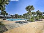 Take advantage of numerous Windmark Beach Community amenities!