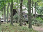 Rustic Cabin Near 7 Springs - Private/Scenic/Lake - Check Us Out!