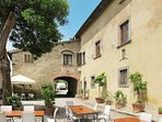 3 bedroom Apartment in San Polo in Chianti, Tuscany, Italy : ref 5655028
