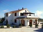 Fantastisk villa med privat pool och underbar utsikt