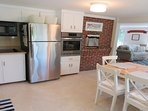 Fully equipped kitchen with a dishwasher. ALL NEW stainless appliances and new countertops! - 14 Capri Lane Chatham...