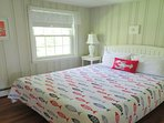 Bedroom 1 with Queen bed  - 14 Capri Lane Chatham Cape Cod New England Vacation Rentals
