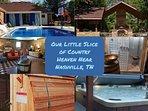 Our Little Slice of Country Heaven Near Nashville, TN