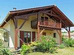 4 bedroom Villa in Hourtin, Nouvelle-Aquitaine, France : ref 5656804
