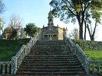 Santuario de Ntrs Sñra de los Milagros dese el 31/8 al 16  /9. Propios días 8 y 9 de septiembre