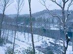 Winter Along the Toccoa River