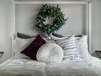 Queen bed - everything is brand new in this newly renovated home