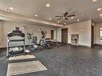 Community Fitness Center on 1st Level