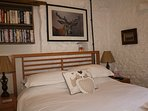 Keepers Cottage has one comfortable, cosy, double bedroom, suitable for 2 guests.