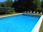 Beautiful Villa with pool surrounded by 25 hectares of winefields, Amazing views