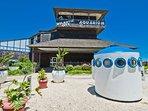 """Incredible Aquarium right in Gardner's Basin less than a """"10-minute WALK!"""