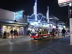 Great Fun on the World Famous Atlantic City Boardwalk! Just Minutes Away!
