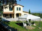 4 bedroom Apartment in Badia Agnano, Tuscany, Italy : ref 5446259