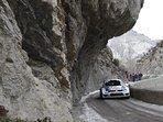 Le rallye automobile de Monte-Carlo