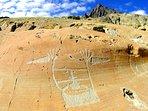 le MERCANTOUR, sa vallée des merveilles et ses gravures rupestres à 1h15.