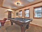 Game Room Pool Table