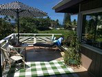 200sqft Sun Deck only for you and very private